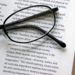 reading-glasses can help prevent a fall at home