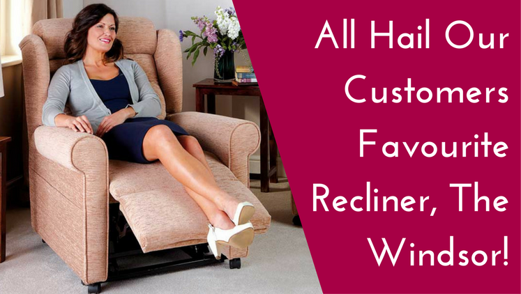 All Hail Our Customers Favourite Recliner!