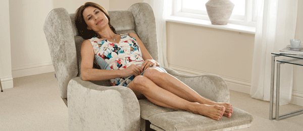 Your favourite recliner should be comfortable.