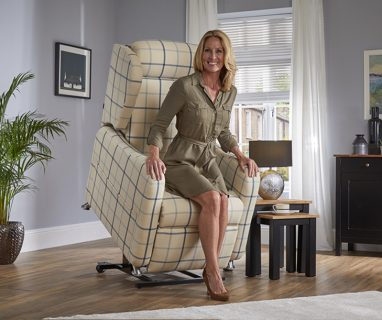 The Palermo Riser Recliner Chair