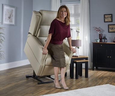 The Claremont Riser Recliner Chair