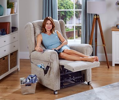 The Malvern Riser Recliner Chair