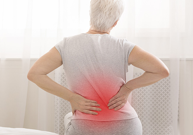 Arthritis and back pain relief
