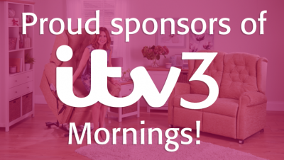 Proud sponsors of ITV3 mornings