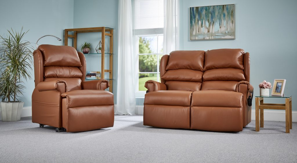 Riser recliners: the Capri
